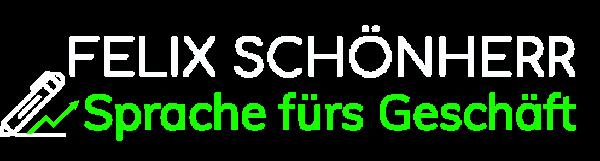 Felix Schönherr | Sprache fürs Geschäft